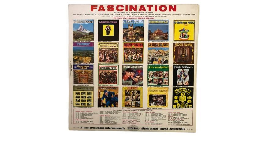 Len Mercer Fascination LP - 1969
